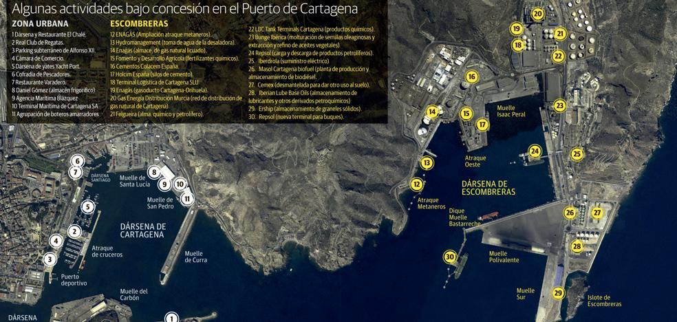 El Puerto atrae inversiones y cubre el 75% del suelo disponible para empresas