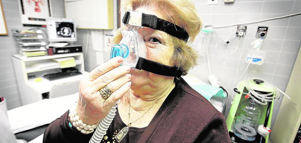 Las compañías se niegan a asumir una rebaja de los precios del SMS en terapias respiratorias