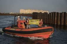Piden que no se permitan las obras de mantenimiento en Puerto Mayor «por ser ilegales»