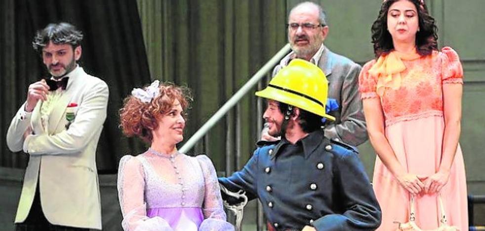 Teatro del absurdo, en San Javier