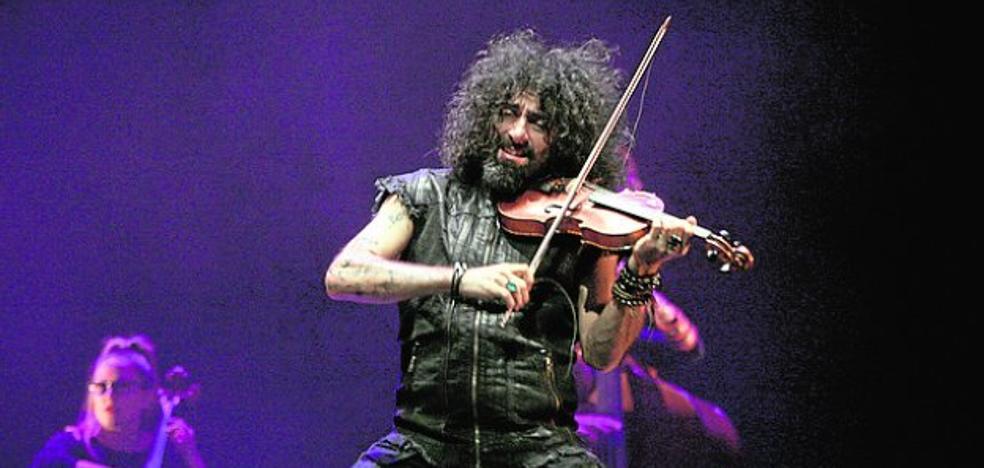 El violín de Ara Malikian