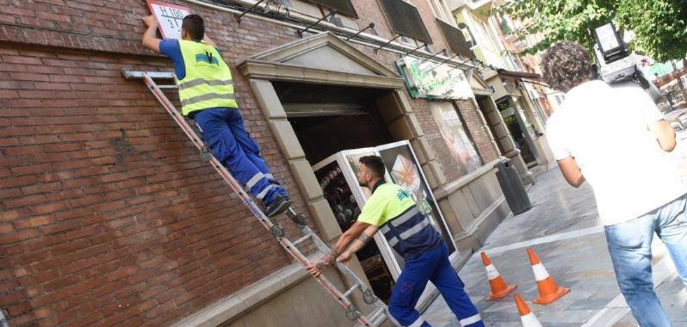 Una norma obliga a revisar los sistemas contra incendios de todos los edificios de Murcia