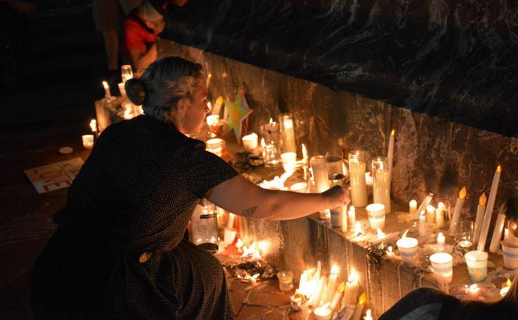 Vigilia en Charlottesville por una víctima de la intolerancia