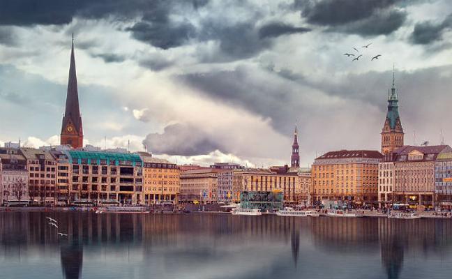 Hamburgo, una ciudad portuaria con mucho encanto