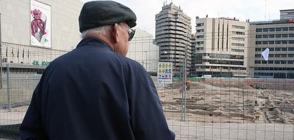 Los pensionistas cobran cada mes 111 euros menos que el promedio del conjunto del país