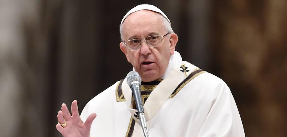 El Papa pide «perdón desde la humildad» a los menores víctimas de abusos sexuales