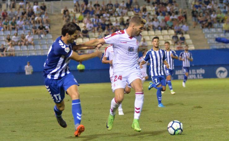 Lorca FC 2 - Cultural Leonesa 0