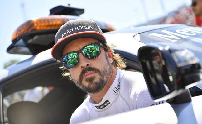 Alonso: «Si no veo un proyecto ganador, miraré fuera de la F1»