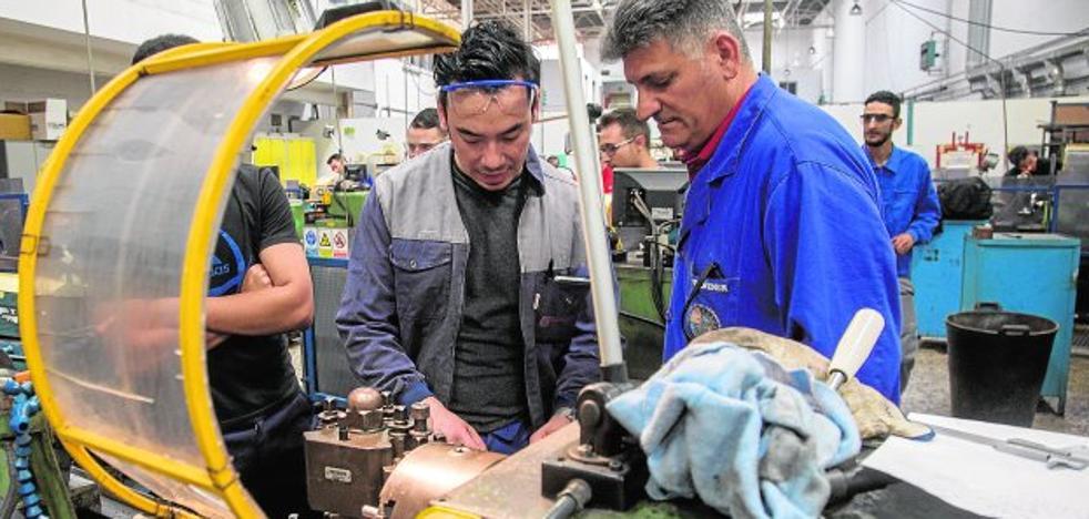 Cuatro nuevos ciclos refuerzan la Formación Profesional, tras el aumento de la demanda