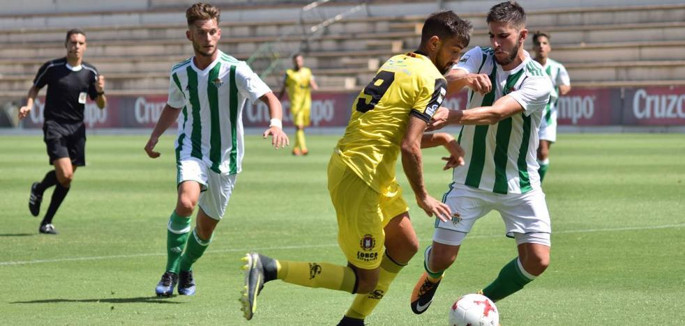 Excesivo castigo para el Lorca Deportiva en su debut