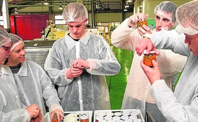 El CIFEA forma cada año a 5.500 alumnos en agroalimentación
