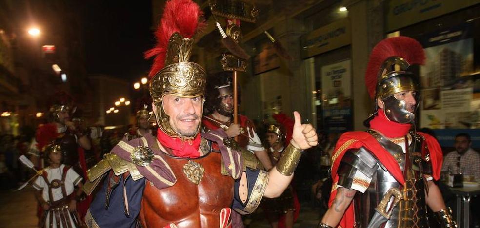 La subvención a las fiestas de Carthagineses y Romanos asciende a 121.500 euros