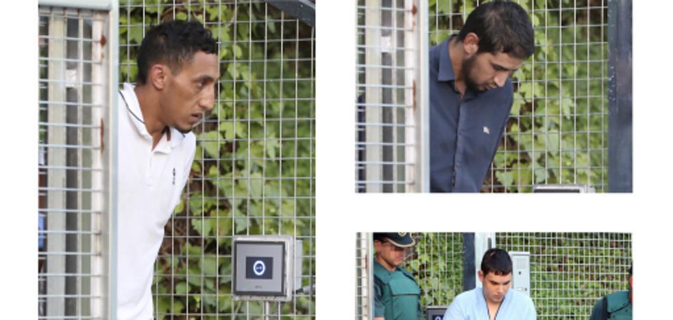 Llegan a la Audiencia Nacional los terroristas de Barcelona y Cambrils