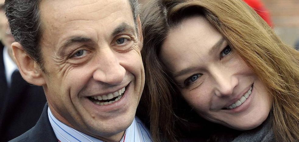Carla Bruni dice que irse del Elíseo fue «un alivio»