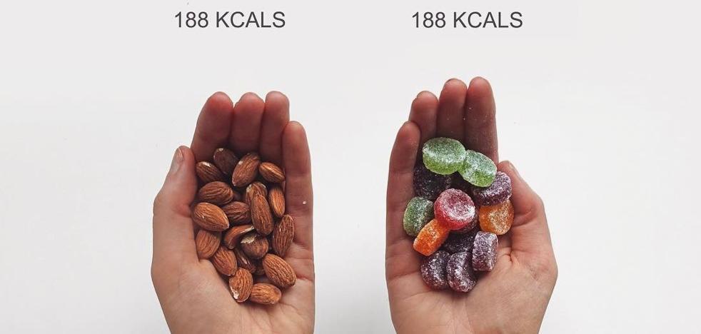 La bloguera que desmiente mitos sobre las calorías