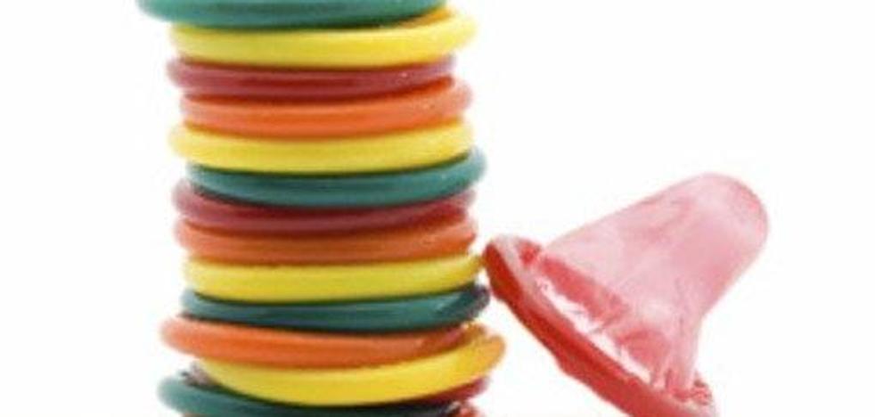 Condones picantes contra las enfermedades de transmisión sexual