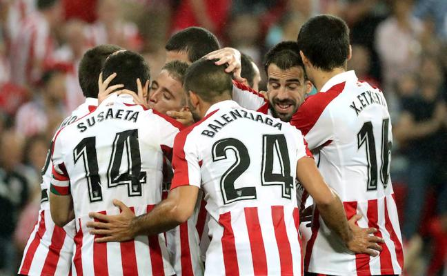 El Athletic certifica su pase a la Europa League