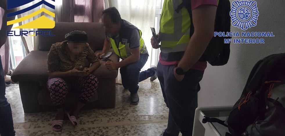 Un detenido en Murcia en una operación para desmantelar una red de trata