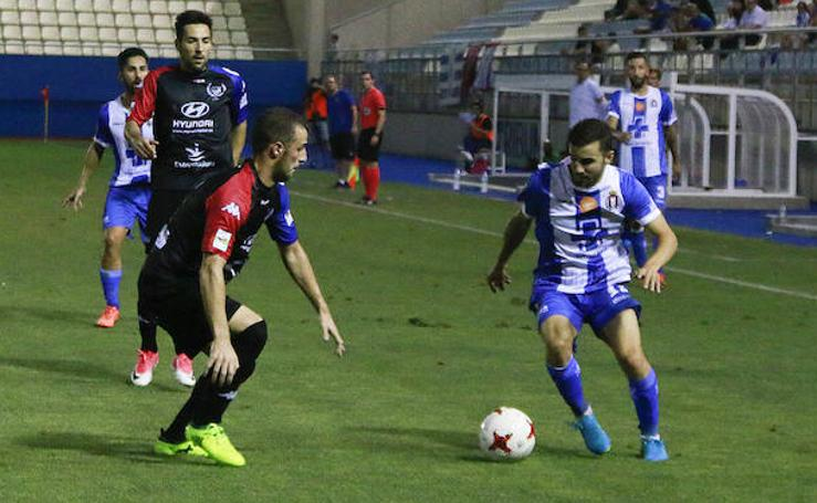 Lorca Deportiva 1-1 Extremadura