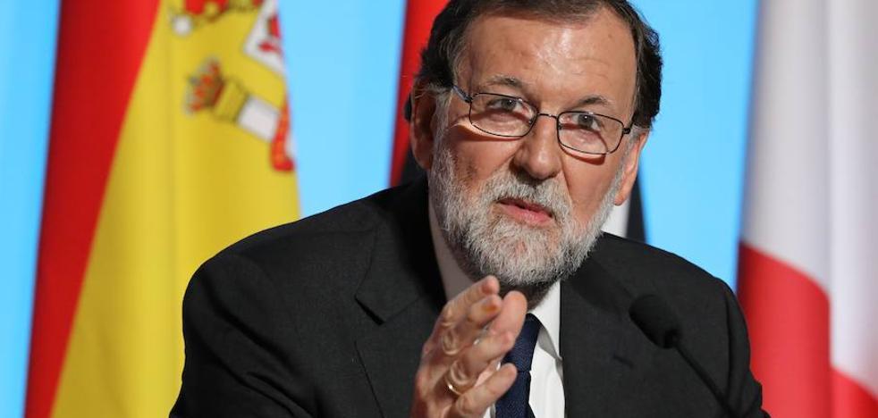 Rajoy: «La batalla del terrorismo la tenemos que dar entre todos los países del mundo»
