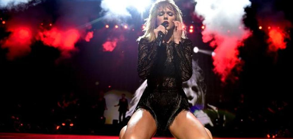 Taylor Swift bate récords copiando a Beyoncé
