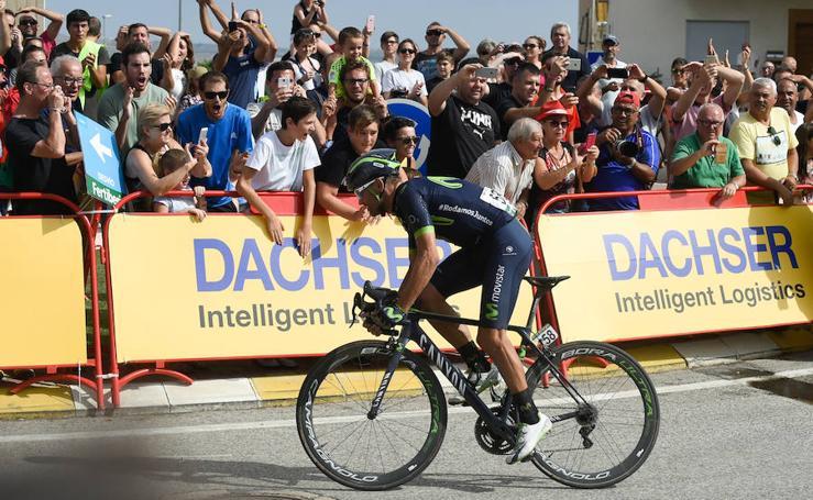 ElPozo acoge la llegada de La Vuelta en sus instalaciones de Alhama