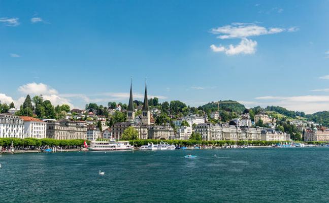 Lucerna, la Suiza medieval en su máximo esplendor