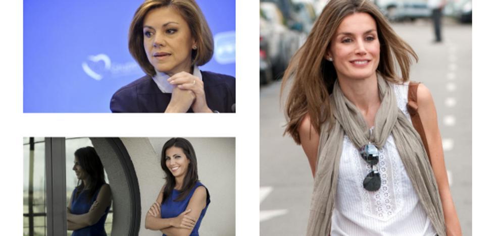 Así son las mujeres más poderosas de España