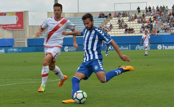 Lorca FC 0-0 Rayo Vallecano