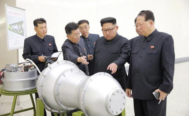 Corea del Norte asegura haber probado «con éxito» una bomba de hidrógeno