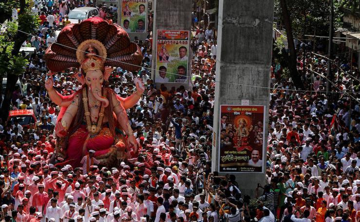 El gran día de Ganesha