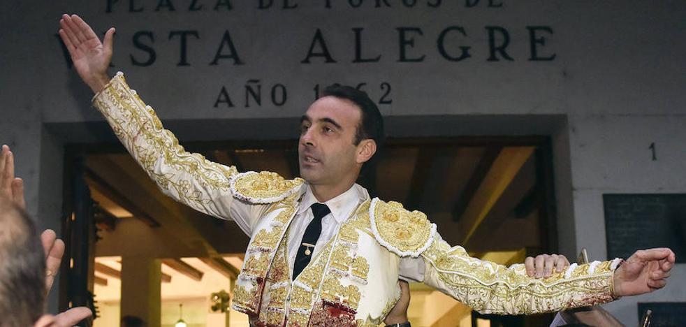 Enrique Ponce pronuncia este miércoles el pregón de la Feria Taurina de Murcia