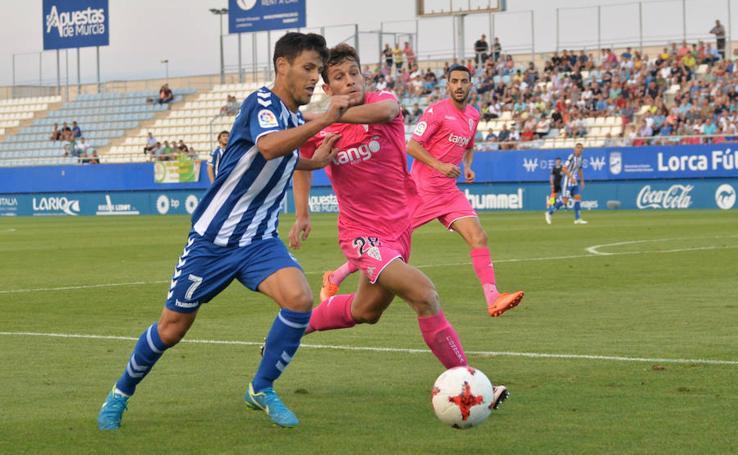 Copa del Rey: Lorca FC 2 - Córdoba 4