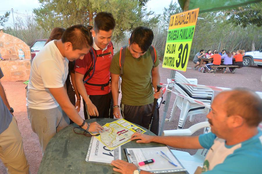 2016: Casi 500 participantes en la Travesía de Montaña celebrada en El Consejero