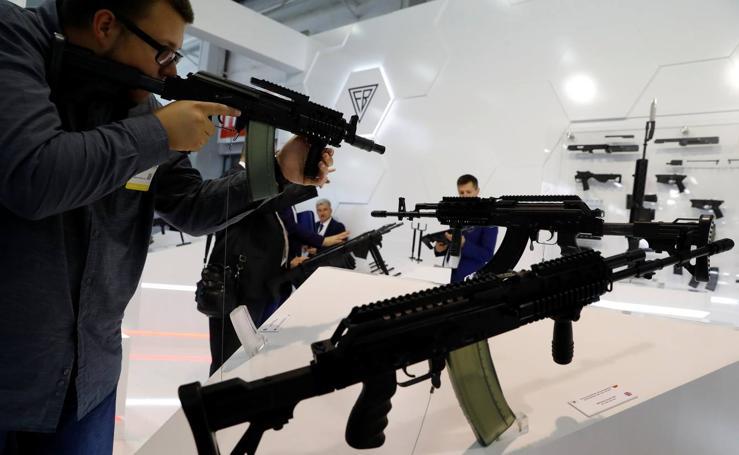 Armas y negocios en Polonia