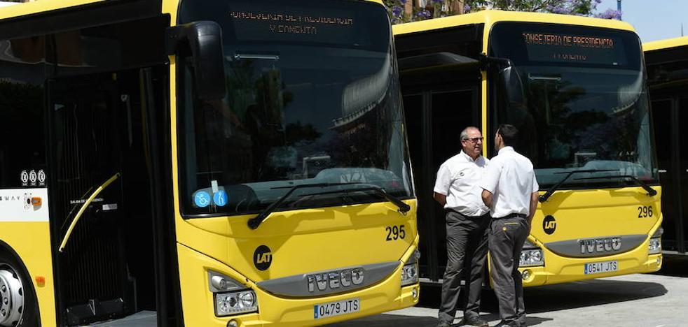 Consulta los horarios de los autobuses para la Romería de la Fuensanta