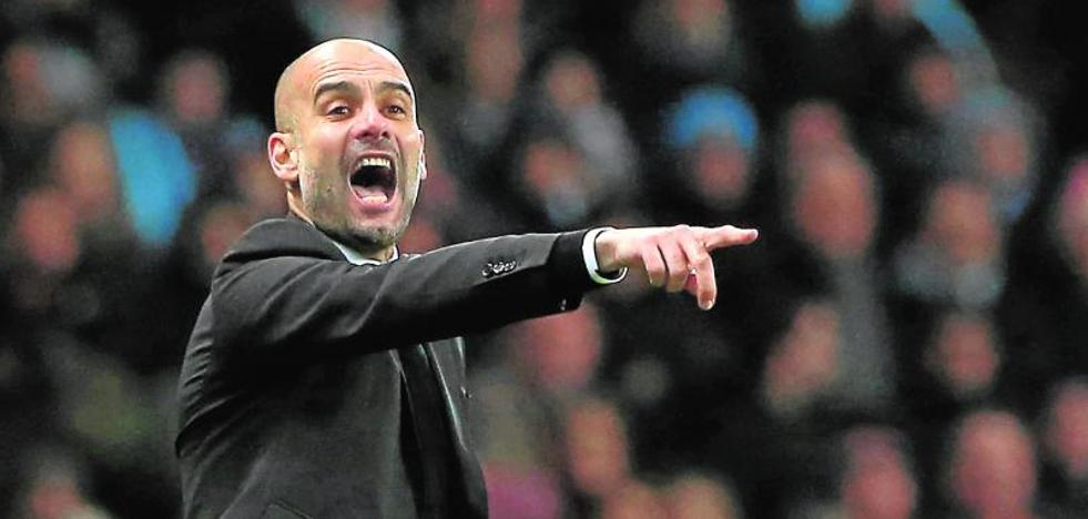 Guardiola cree que Tebas «puede aprender algo de la Premier»