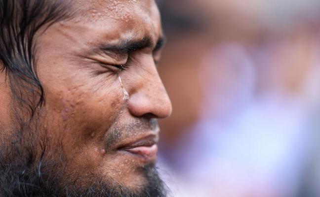 El balance por la violencia en Birmania podría superar los mil muertos