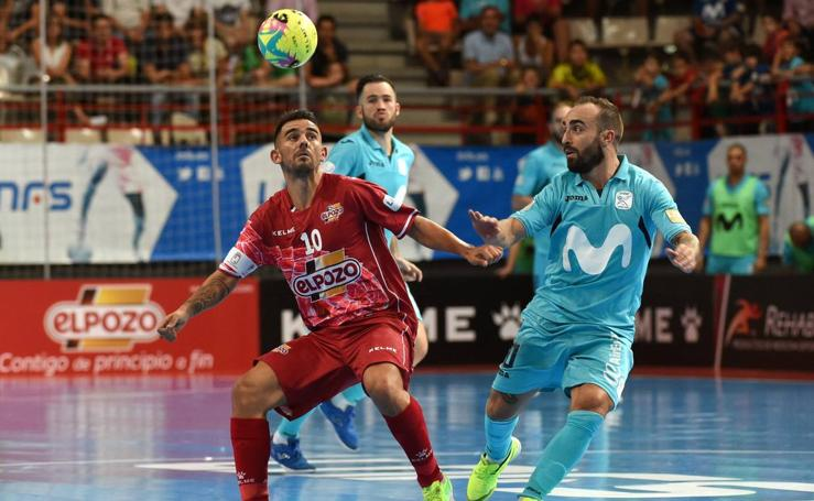 El Movistar Inter conquista la Supercopa de España (5-2)