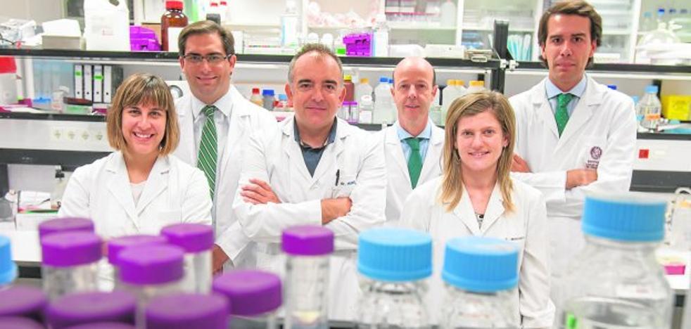 Un murciano lidera el equipo cuyos algoritmos ayudarán a frenar el cáncer