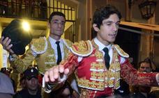 Ureña y Castella salen a hombros de La Condomina