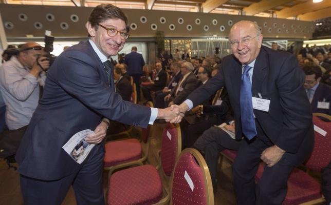 Los accionistas de BMN y Bankia aprobarán el jueves simultáneamente la fusión