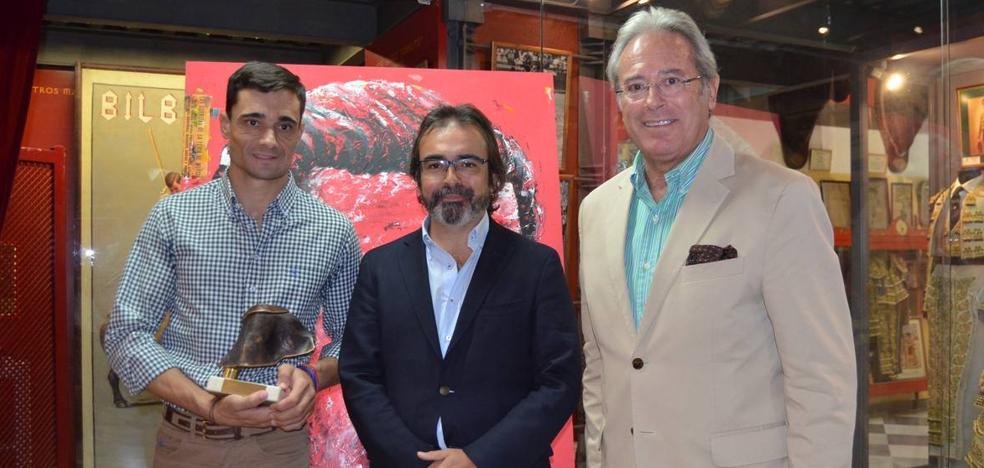 Ureña, Premio al Mejor Toreo de Capote de la Feria de Murcia 2016