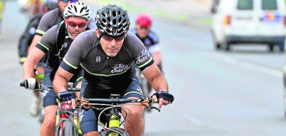 Tráfico sigue sin señalizar las tres rutas seguras para ciclistas