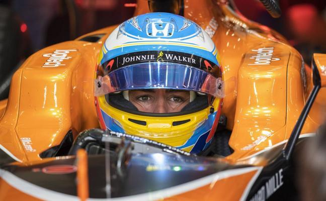 Alonso: «Singapur es una oportunidad para conseguir un resultado positivo»