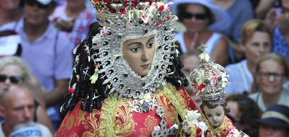 Misa y romería de la Fuensanta