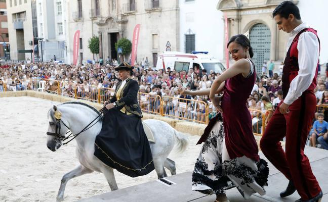 'Murcia cabalga'..., por segundo año