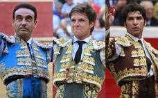 La corrida de hoy en la Feria de Murcia