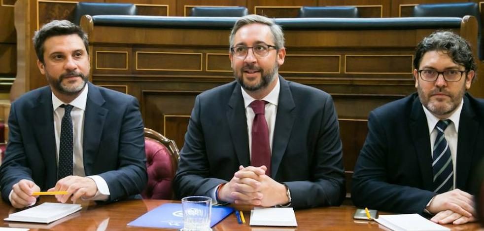 El Congreso inicia el trámite de la reforma del Estatuto para acabar con los aforamientos