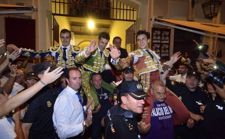Tercera corrida de la Feria Taurina de Murcia 2017